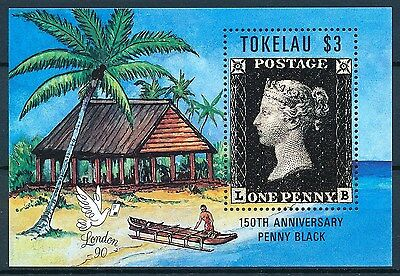 [K5132] Tokelau 1990 : Good Very Fine MNH Sheet