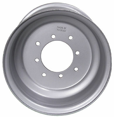 ITP - 1025785700 - Front - Steel Wheel, 10x5 - 2+3 Offset - 4/156 - Silver