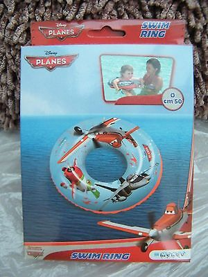 Disney Planes  Childrens Swim Ring  Size 50cm x20 Rings  New In Box