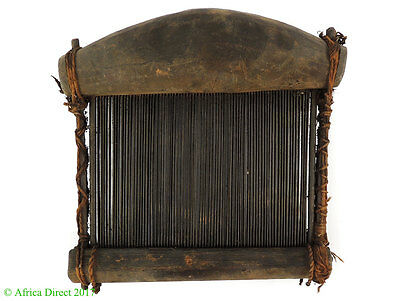Loom Component Wood West African Art