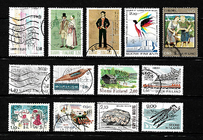 Finland............a Collection Of Outstanding Stamps....superb.......80045