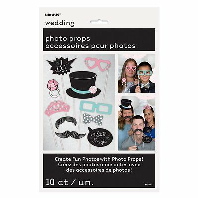 Fun Photo Booth Props Hen Night Photo Props Wedding Birthday Party Props