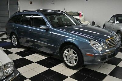 2004 Mercedes-Benz E-Class ONE OWNER - WELL MAINTAINED - AMAZING CONDITION! 2004 Mercedes-Benz 3.2L STATION WAGON E 320 E-CLASS NOT E-350