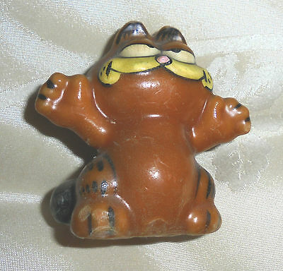 Vintage Garfield Candle