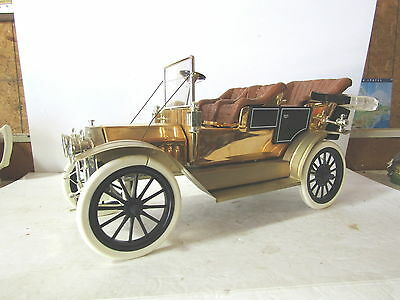 ASI 22K Gold Finish 1910 Oldsmobile Decanter Very RARE