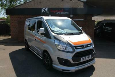 2016 Ford Transit Custom 2.2 TDCi 125ps Low Roof Limited 4 berth campervan 4 ...