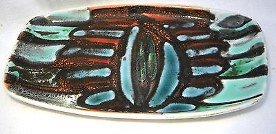 "Poole Pottery Delphis 7"" Dish 361"