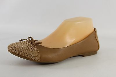 Born Women's Posche Ballet Flat in Tan Size 9M *S9