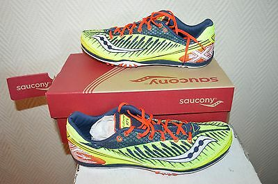 Chaussure Pointe  Athletisme Saucony Taille 44 Shoes Neuf/ Uk 9/ Us 10 Basket
