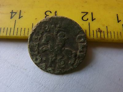 Lithuanian Solid (Medieval Coin)