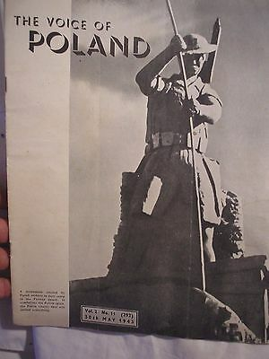 Poland Magazine 1943 Polish Military History Army