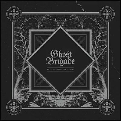 GHOST BRIGADE - IV - One With The Storm  (2-LP - BLACK) DLP