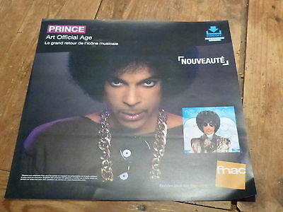 Prince - Art Official Age !!!!!!!display !!plv 30 X 30 Cm !!!!!!!!!!!!!!!!!!