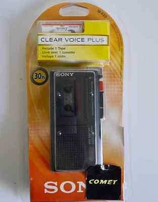 Sony M-450 Micro Cassette Voice Recorder Dictaphone (Doctors/students) *new*