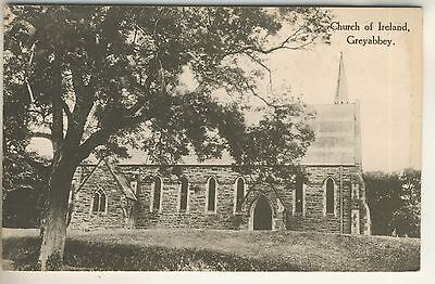 An Early Post Card of Church of Ireland, Greyabbey. Co. Down