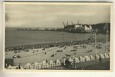 A Post Card of Weymouth. Dorset.
