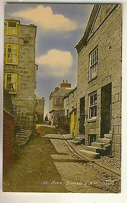 A Frith's Post Card of St. Ives, Bunkers Hill. Cornwall.