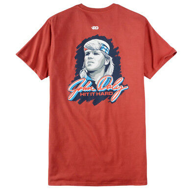 John Daly Hit It Hard Short Sleeve Pocket T-shirt