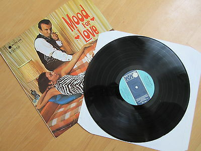 LP Mr. ACKER BILK >MOOD FOR LOVE < METRONOME 1966 D *WITH THE LEON YOUNG STRING
