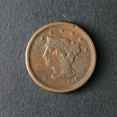 1851 Large Cent Great Deals From The TECC Bargain Bin