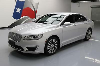 2017 Lincoln MKZ/Zephyr  2017 LINCOLN MKZ PREMIERE HTD LEATHER REAR CAM 21K MI #608573 Texas Direct Auto