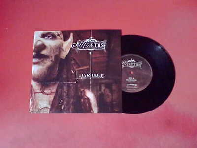 "MORTIS The Grudge 7"" Vinyl! New! Emperor"