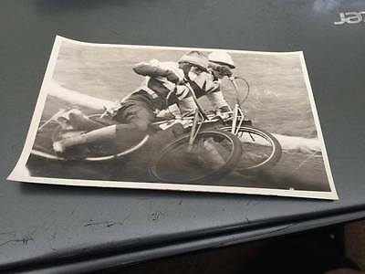 Exeter Falcons--Cowland+Day---1960's---5X3-Speedway-Action Photo-Original