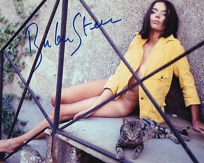 "Barbara Steele (""The Pit and the Pendulum"" star) Signed Photo"