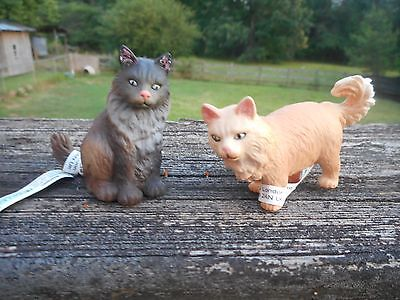 NORWEGIAN FOREST CATS by CollectA; toy/cat NICE