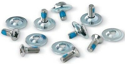 Demon Mounting Hardware Snowboard Binding Screws, 14mm