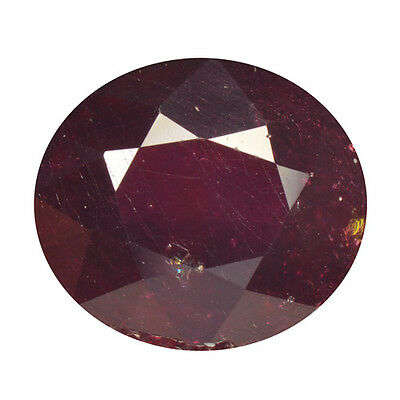 7.56Ct TOP MOST AMAZING RARE ! STUNNING FIRE PIGEON BLOOD RED RUBY