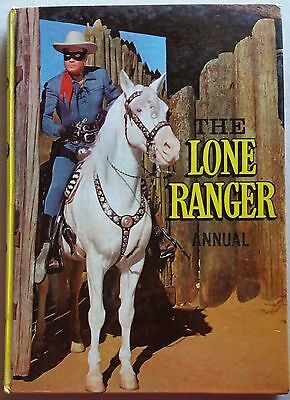 THE LONE RANGER ANNUAL 1956- very good condition