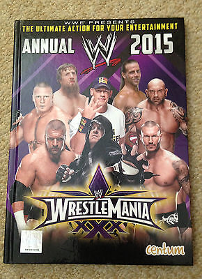2015 Wwe Wrestlemania Annual