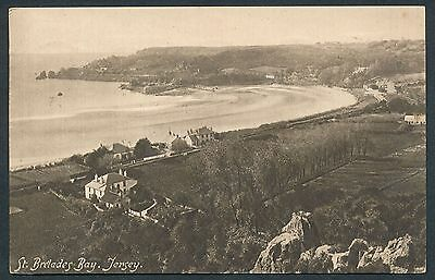 CI127 St Brelades Bay Jersey  S H Costard posted 1924