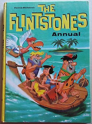THE FLINTSTONES ANNUAL 1964- very good condition