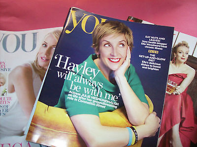 You magazine Glamour TV & Film star Pictures Interviews Movie Television actress