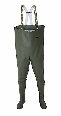 Snowbee Pros Heavy Duty Chest & Thigh Waders END OF LINE SALE