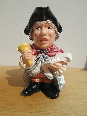 Town Cryer Toby Jug