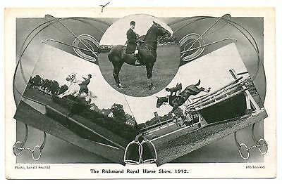 Richmond Royal Horse Show 1912