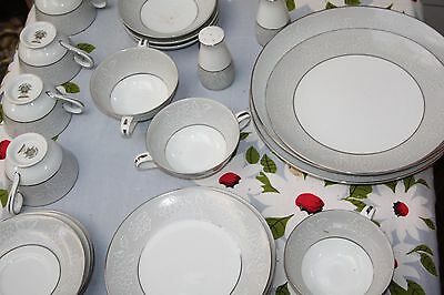 Noritake China Lot Off 22 Pieces Noritake Japan Model 5698 22 Pieces Bulk Lot