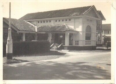 Great photo's Rest House and Tin Dredge, Taiping, Malaya.1937. 5 Photo's