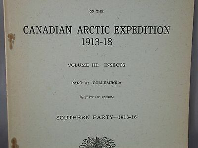 Canadian Arctic Expedition 1913-18 Vol III Insects Part A Collembola 1919