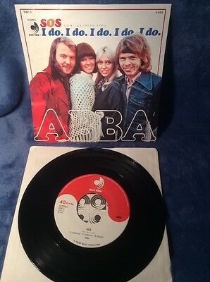 ABBA - JAPAN - SOS - I do, I do, I do, I do, I do