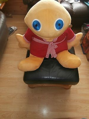 ex large  zippy soft toy from rainbow as shown