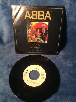 Abba - Deutschland - Thank You For The Music - Happy New Year