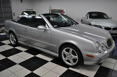 2002 Mercedes-Benz CLK-Class CLK 430 - ONLY 85K MILES - BEAUTIFUL CONDITION 2002 Mercedes-Benz LOW MILES! ONLY 2 OWNERS SINCE NEW!
