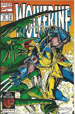 Wolverine #70 (Marvel) 1988 Series