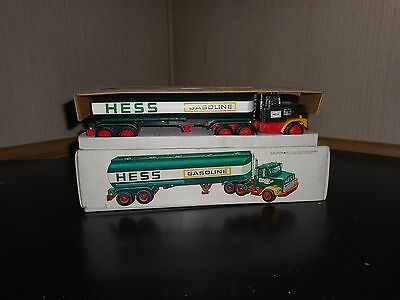 1977 Hess Truck In New Condition But Nonworking Lights