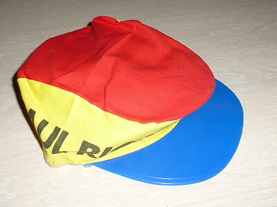 Ancienne Casquette Circuit Paul Ricard Vintage Cyclisme Tour France Collection