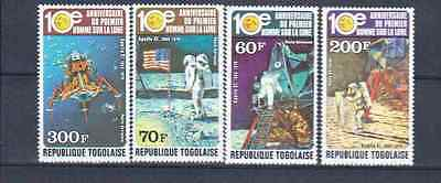 Togo 1979  Aerian Post  Space  Mnh